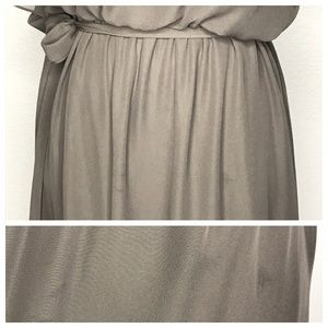 nouvelle AMSALE Dresses - nouvelle Amsale Bea One Shoulder Gown H0681